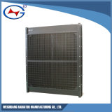 600kw-DZ-1: De Radiator van het Aluminium van het water voor Dieselmotor