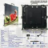 段階設定LEDの壁のビデオのための屋外アルミニウムダイカストで形造るLEDスクリーン480 X480 mm P5 RGBのフルカラーの使用料のLED表示