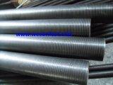 Amorçage pleins Rods filetés galvanisés de bobine