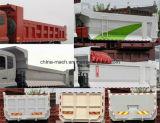 Autocarro con cassone ribaltabile pesante di Dongfeng/Dfm/DFAC il più basso \ più poco costoso Dalisheng 6X4 350HP del camion dell'autocarro con cassone ribaltabile