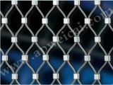 鳥籠1.2mmx20mmx20mmのためのSs304/316Lワイヤーロープの編まれた網