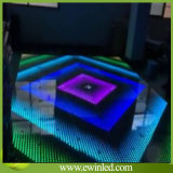 Iluminación del disco LED Dance Floor de DJ del color de Grb