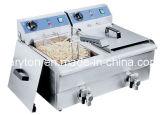 La frittura della macchina per friggere scheggia (GRT-E20V)