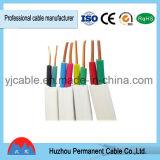 Câble électrique de cuivre de PVC Insulatied BVV de faisceau
