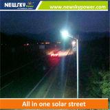 30W、40Wの50W高品質競争価格のSolar Energy LEDの街灯