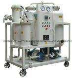Máquina de la purificación de petróleo de la turbina del vacío