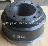 Tambour de frein de camion de pièces d'auto 3600axx (1121B)