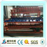 Cerca high-technology da pastagem que faz a máquina (fornecedor do ouro)