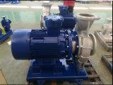 수평한 단단 Sinigle Douction 파이프라인 펌프