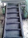 Анти--Направляя рельсами конвейерная с стенкой и зажим для склонной и вертикальной транспортируя работы