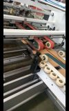Roue collant le type cadre à grande vitesse de carton collant la machine