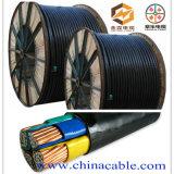 Câble de cuivre multicouches Câble de commande en PVC 450 / 750V