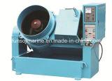 Máquina pulidora del disco centrífugo para el hardware del metal