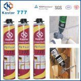 Mastic de mousse de polyuréthane de qualité (Kastar777)