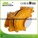 Pompa centrifuga dei residui del concentrato dell'indennità di overflow minerale della parte incastrata di un mattone in aggetto