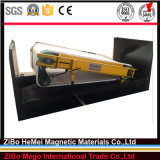 Método molhado do separador magnético elevado do inclinação para o caulim, Hematite