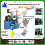 Corte de dosificación líquido automático del lacre de la estera del mosquito y empaquetadora