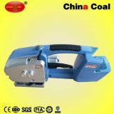 Машина для упаковки электрического любимчика PP портативная пишущая машинка DJ13/16 пластичная полуавтоматная связывая