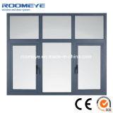 Estilo termal de Morden de la ventana de aluminio del marco de la rotura del buen servicio