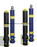 Cilindro hidráulico telescópico de vários estágios para a venda