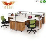 Partition chaude de bureau de disposition de taille normale de vente de mode avec les meubles de bureau personnalisés