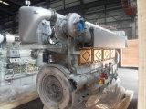 motor diesel marina refrigerado por agua del motor del bote pequeño 529kw