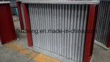 予熱およびArefactionのためのアルミニウムひれ付き管の熱交換器