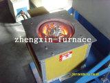 50kg貴金属の溶ける誘導加熱