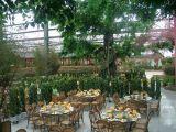 Ecoのホテルとして使用される商業ポリカーボネートのボードの温室