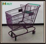 트롤리 180 리터 슈퍼마켓 쇼핑 Mjy-180c2