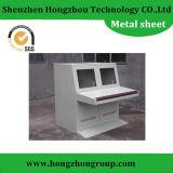 Moldura de metal OEM para gabinete elétrico