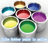 Pintura Multi-Color da borracha do pulverizador de 2016 MSDS