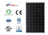 Долгосрочной анодированная стойкостью панель солнечных батарей 270W черной алюминиевой рамки Mono