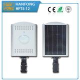 고품질 방수 통합 LED 태양 가로등 (HFT5-12)
