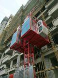 China-Hersteller-Aufbau-Passagier-Hebevorrichtung/Gebäude-Höhenruder
