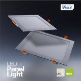 15W luz del panel LED Ronda empotrada 3000k / 4000k / 6500k 880lm CRI houseing lámpara
