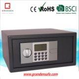 Caja fuerte de la electrónica con la visualización del LCD para el acero sólido de la oficina (G-40ELD)