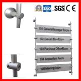 Het wijd Gebruikte Systeem van de Vertoning van de Staaf met ISO9000