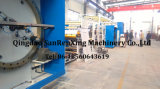 Máquina de capa ULTRAVIOLETA de papel semi automática