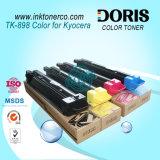 Cartucho de toner de la copiadora del color de Tk895 Tk896 Tk897 Tk898 Tk899 Taskalfa 205c 255c Fs-C8020 8025 8520 8525 para Kyocera