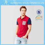 Популярное Best Qualilty Mens Polo Shirt с Fashion Design