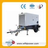 Groupe électrogène d'engine de gaz naturel