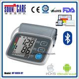 Moniteurs de la pression sanguine Bt4.0 pour le cadeau de jour d'action de grâces (BP80EH-BT)