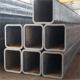 탄소 Rectangular 또는 Square Seamless Steel Pipe Tube