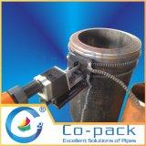 Perforateur hydraulique à chaînes puissant léger de pipe