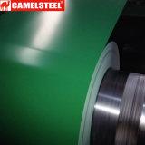 Самое лучшее качество сбываний Prepainted катушки толя PPGI при цвет покрынный для строить в Китае
