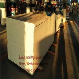 Comitato di plastica di legno che fa la macchina della scheda della gomma piuma della mobilia del PVC della macchina