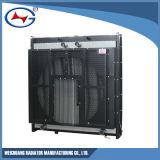 Wd269tad50: 디젤 엔진을%s 물 알루미늄 방열기