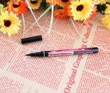 Crayon lecteur liquide imperméable à l'eau noir de ligneur de Yanqina
