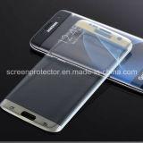 Ganzseiten3d gebogener Bildschirm-Schoner des ausgeglichenen Glas-9h für Rand der Samsung-Galaxie-S7